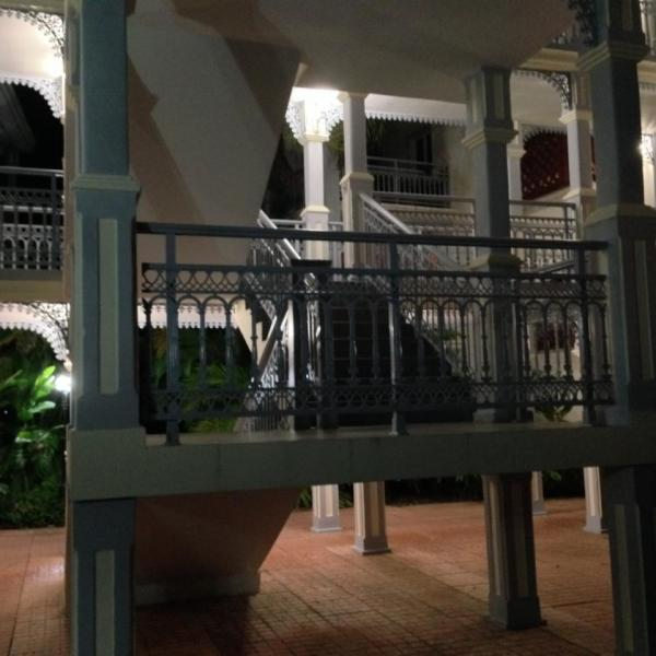 La résidence de nuit