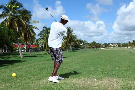Le golf de Saint-Francois